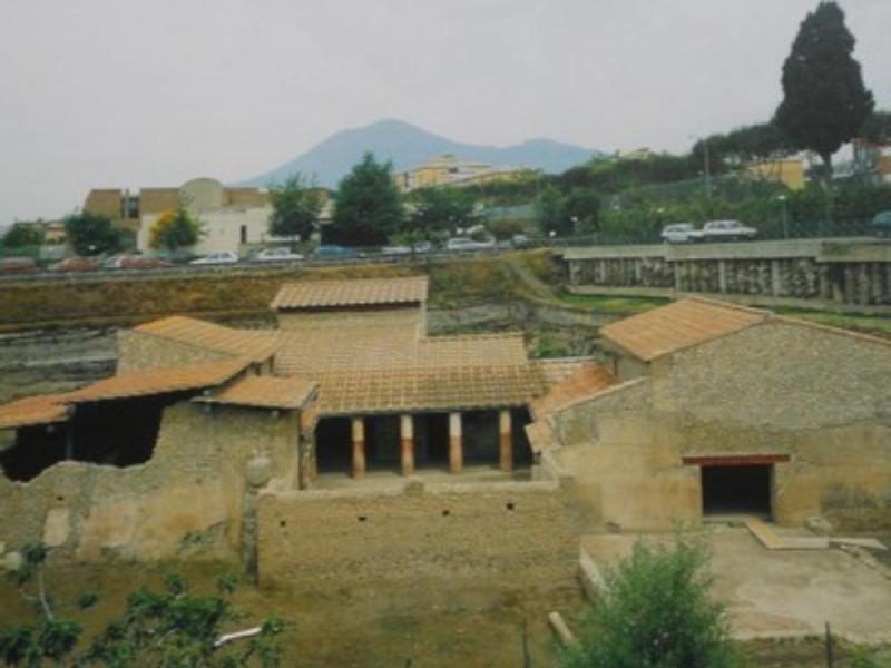Villa Regina, veduta d'insieme dall'alto