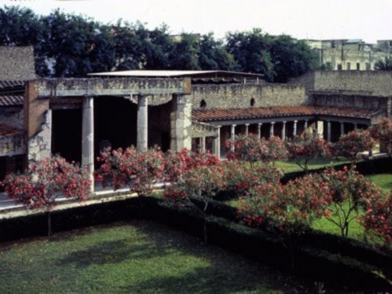 Villa di Poppea, veduta generale