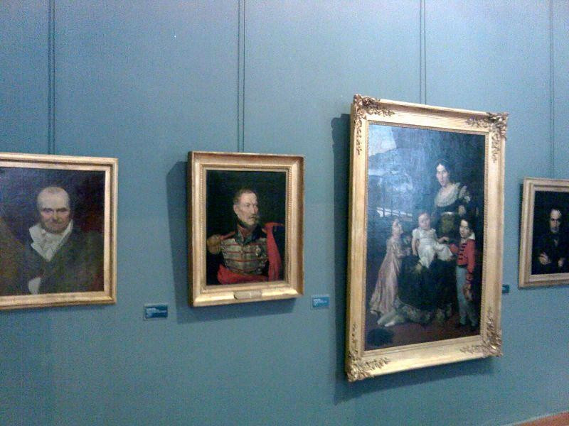 Galleria dell'Accademia di Belle Arti: Sala dell'Ottocento