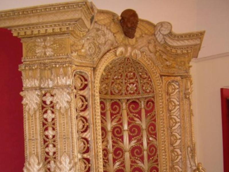 Mirabella Eclano, Museo Civico del Carro di Paglia e dei Misteri di Cartapesta