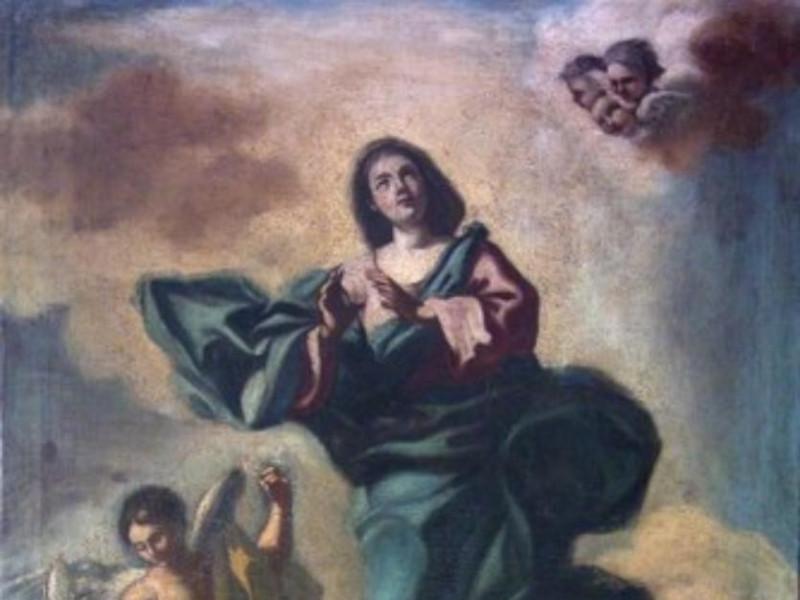 Madonna Immacolata in Gloria