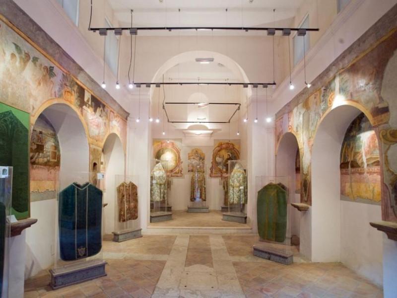 Montemarano, Museo dei Parati Sacri