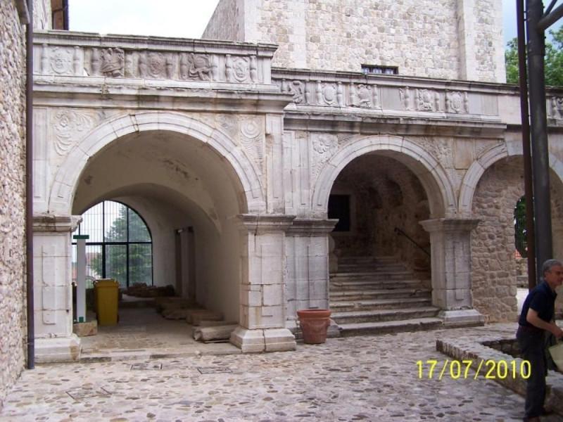 Sant'Angelo dei Lombardi, Museo dell'Opera dell'Area Castello