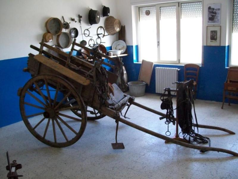 Villanova del Battista, Museo Comunale di Villanova del Battista