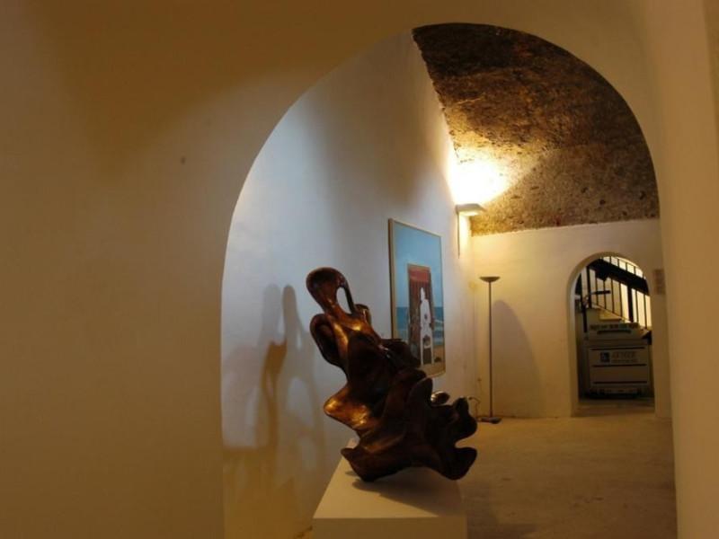 Baronissi, F.R.A.C. (Fondo Regionale d'Arte Contemporanea)