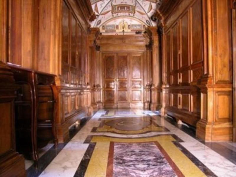 Sala manoscritti
