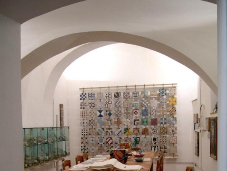 Salerno, Collezione Ceramiche Alfonso Tafuri
