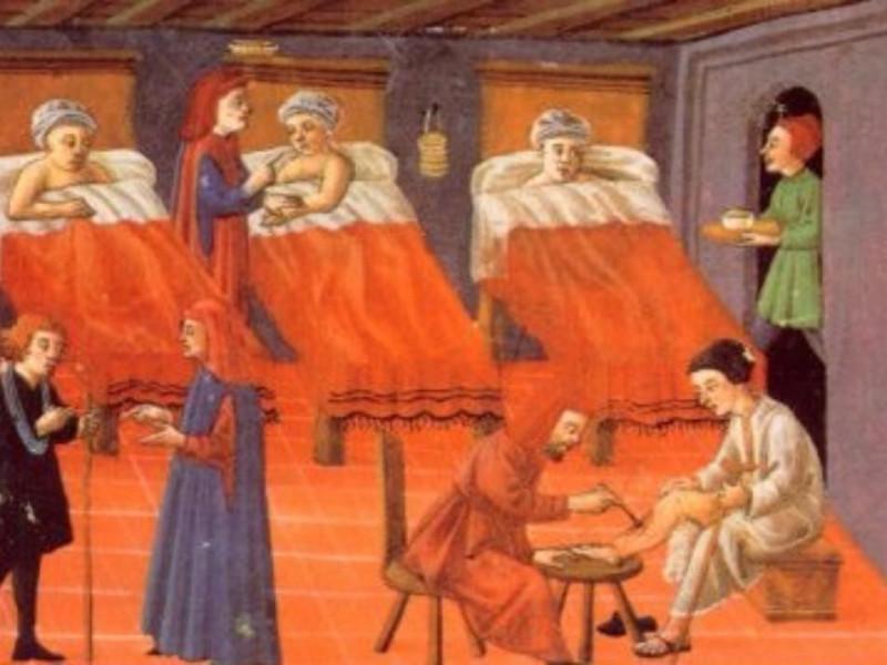 Immagini dall' XI al XIII secolo