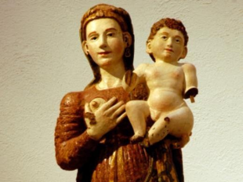 """Teggiano, Museo Diocesano """"San Pietro"""""""