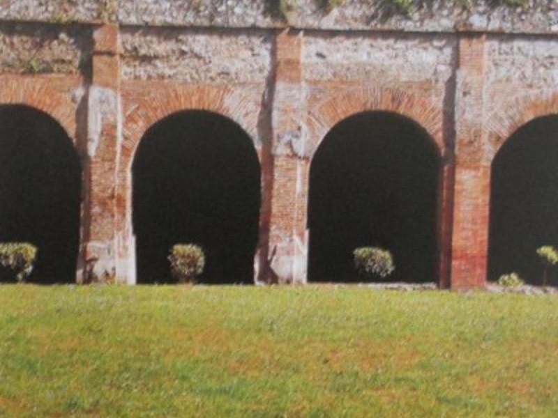 Villa romana, particolare