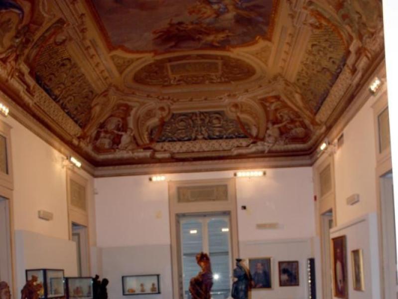 """Museo d'Arte """"Costantino Barbella"""""""
