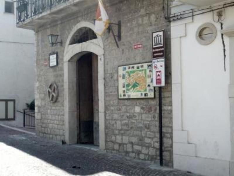 Alberona, Antiquarium Comunale di Alberona
