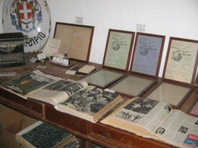 Alberona, Museo della Civiltà Contadina di Alberona