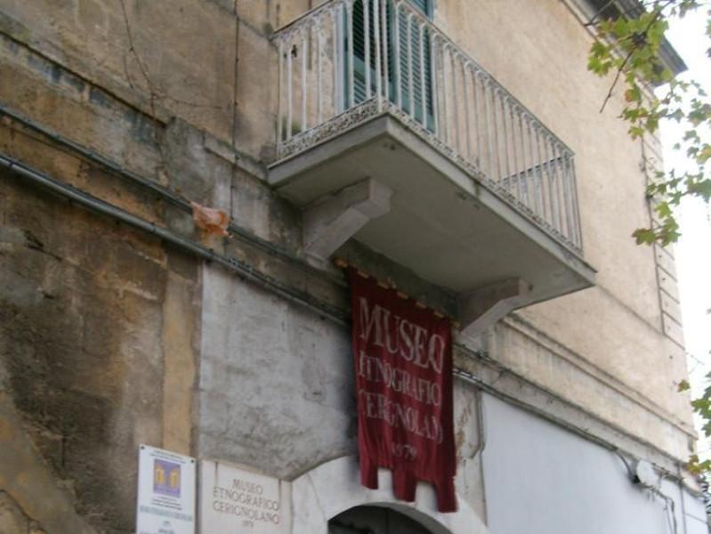 Cerignola, Museo Etnografico Cerignolano Stuppiello