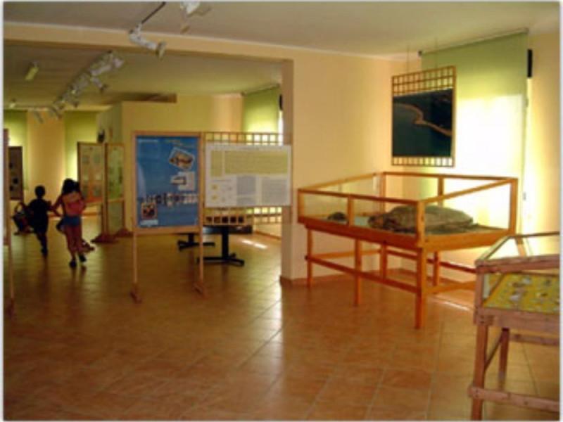 Lesina, Museo Naturalistico del Comune di Lesina
