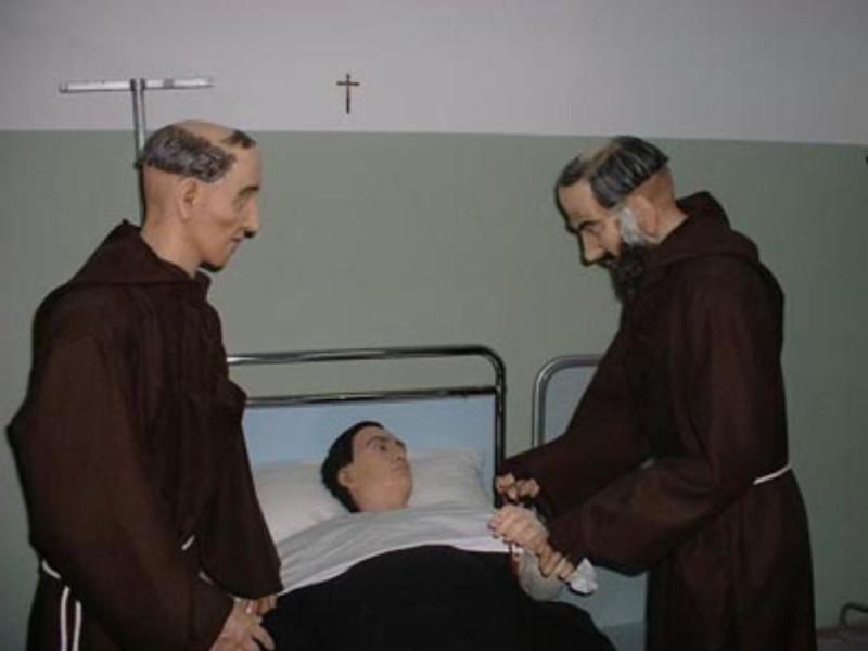 San Giovanni Rotondo, Museo Biografico di Padre Pio