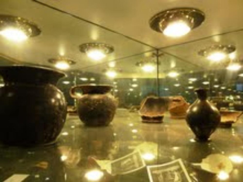 """Vico del Gargano, Museo Civico Archeologico """"Comm. Francesco delli Muti"""""""