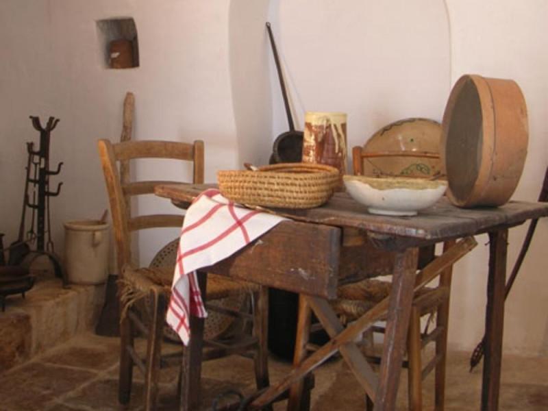 Alberobello, Museo del territorio ''Casa Pezzolla'' (o Museo della civiltà contadina di Alberobello).