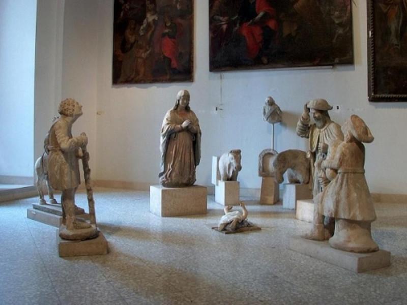 Bitonto, Museo Diocesano di Bitonto (o Museo Pinacoteca Mons. Aurelio Marena)