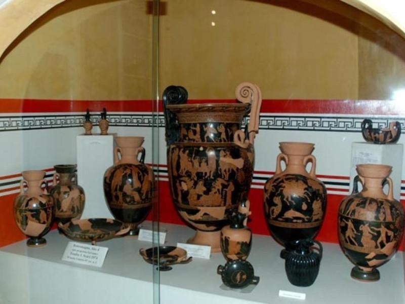 Gravina in Puglia, Museo della Fondazione ''Ettore Pomarici Santomasi''