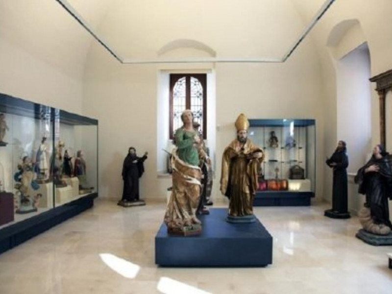 """Molfetta, Museo Diocesano Molfetta - Museo-Pinacoteca """"Mons. Achille Salvucci"""""""