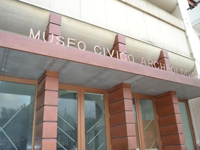 """Rutigliano, Museo Civico Archeologico """"Grazia e Pietro Di Donna"""""""