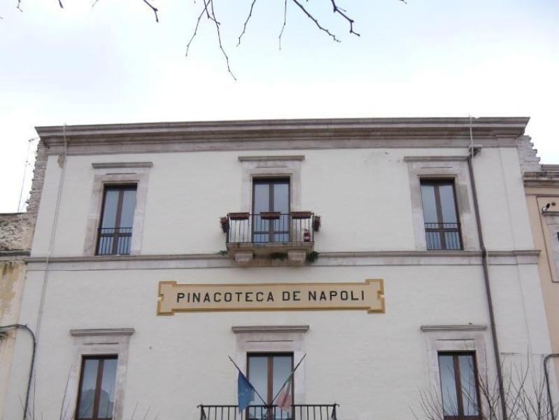"""Terlizzi, Pinacoteca """"Michele De Napoli"""""""