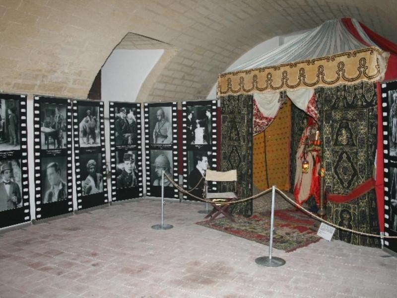 "Castellaneta, Museo ""Rodolfo Valentino"""