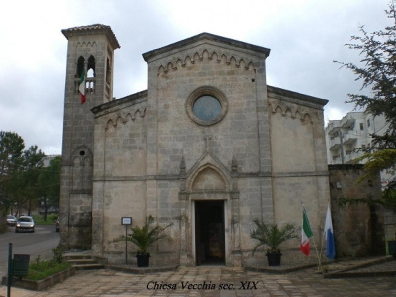 """Crispiano, Museo comunale """"Carlo Natale"""""""