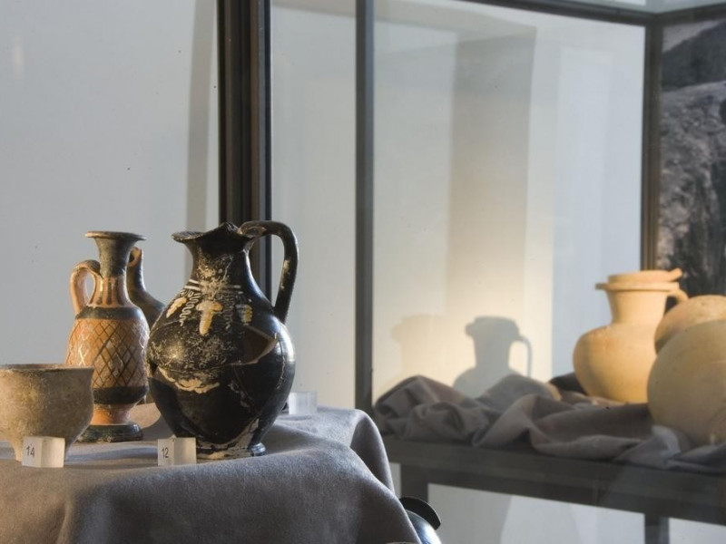 Massafra, Museo Storico e Archeologico della Civiltà dell'olio e del vino