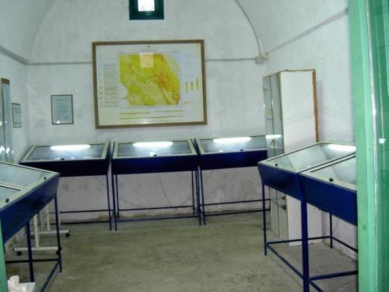 Cutrofiano, Museo malacologico delle Argille e parco dei fossili
