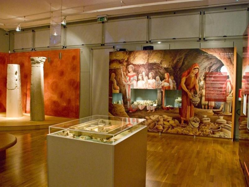 Lecce, MUSA - Museo Storico Archeologico