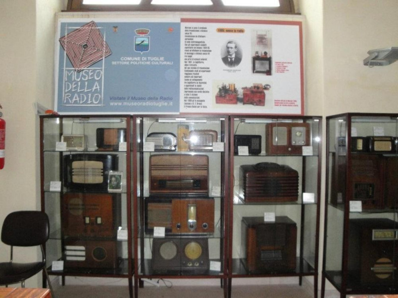 Tuglie, Museo della radio
