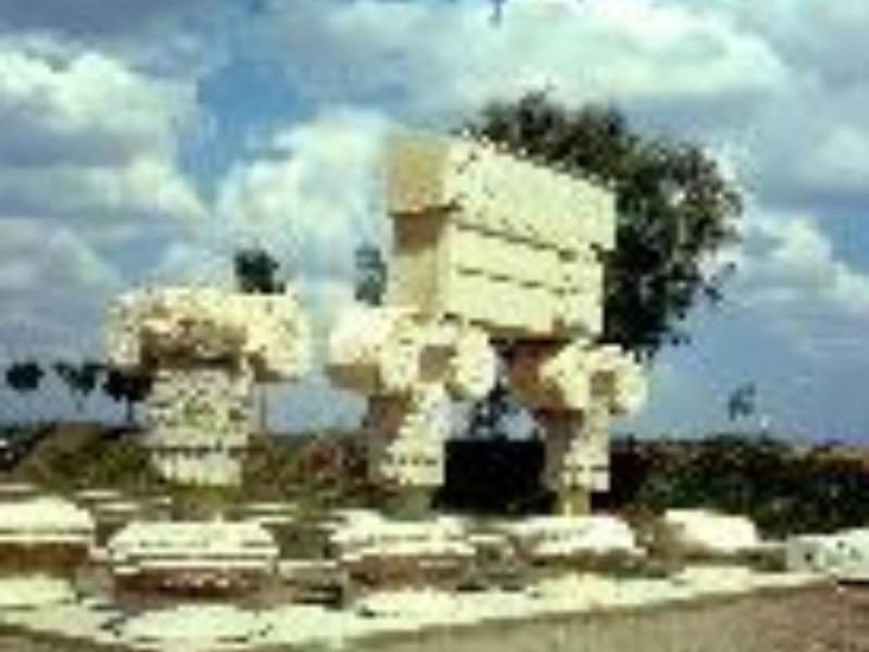 Bernalda, Parco archeologico dell'Area Urbana