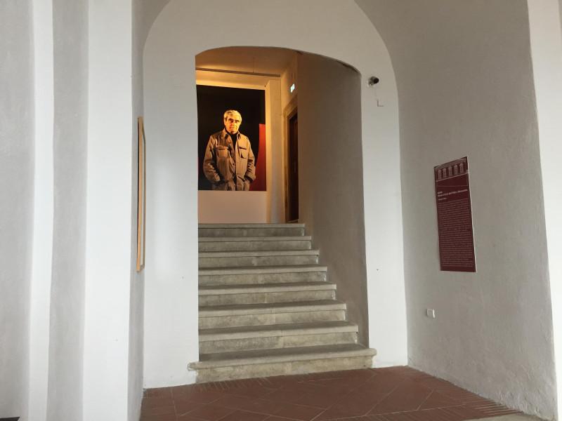 Mostra Alberto Burri