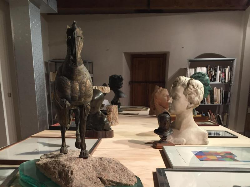 MAON - opere grafiche (Picasso) e scultoree del Novecento