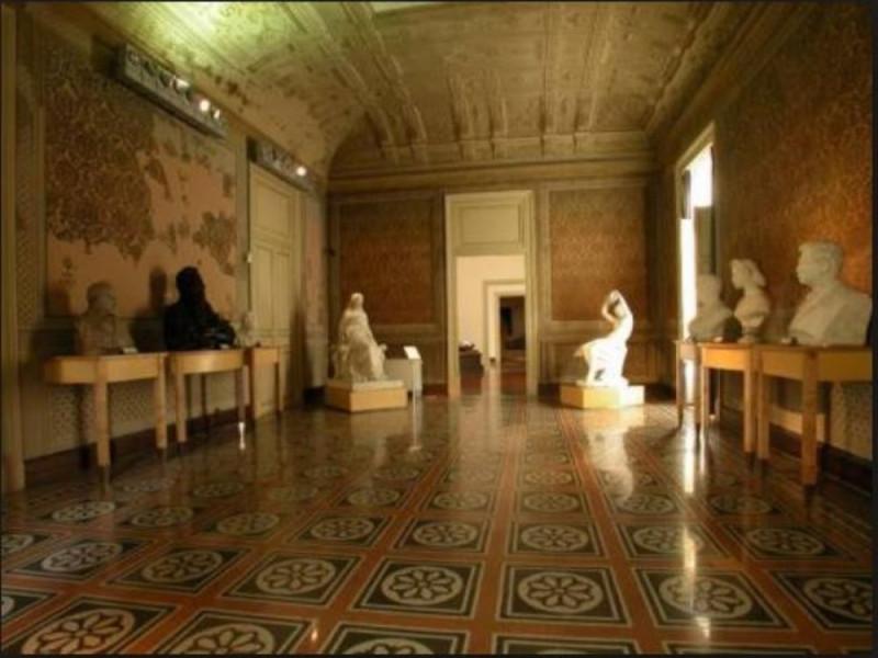 Palazzo Ziino interno