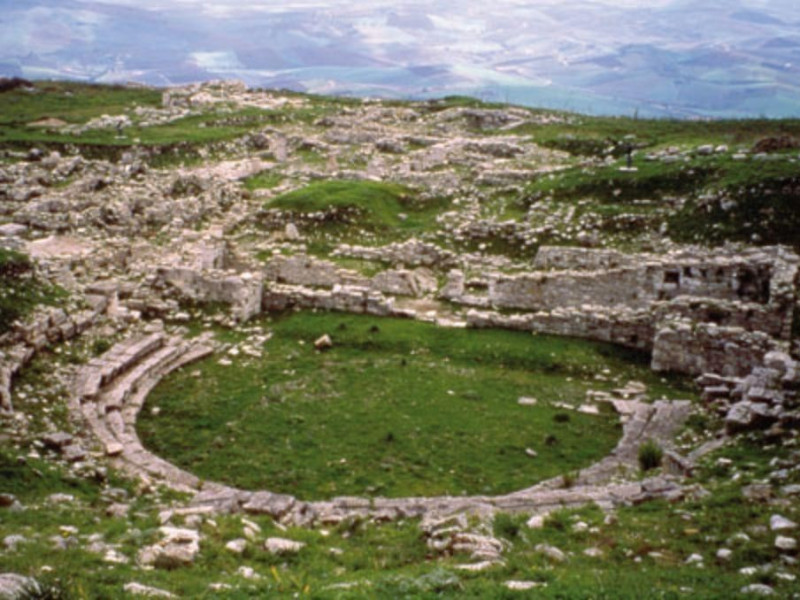 Area archeologica Monta Jato