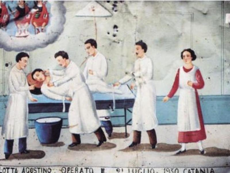 MUSEO DEGLI EX-VOTO SANTUARIO MADONNA DELLA MILICIA