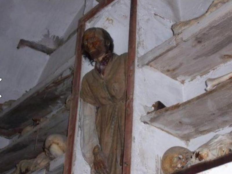 corpi mummificati