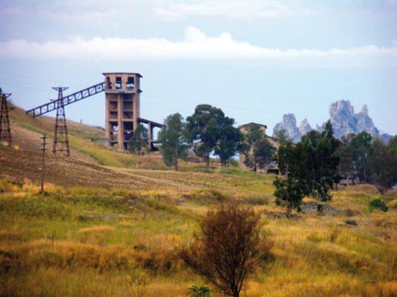 Complesso minerario di Trabia Tallarita