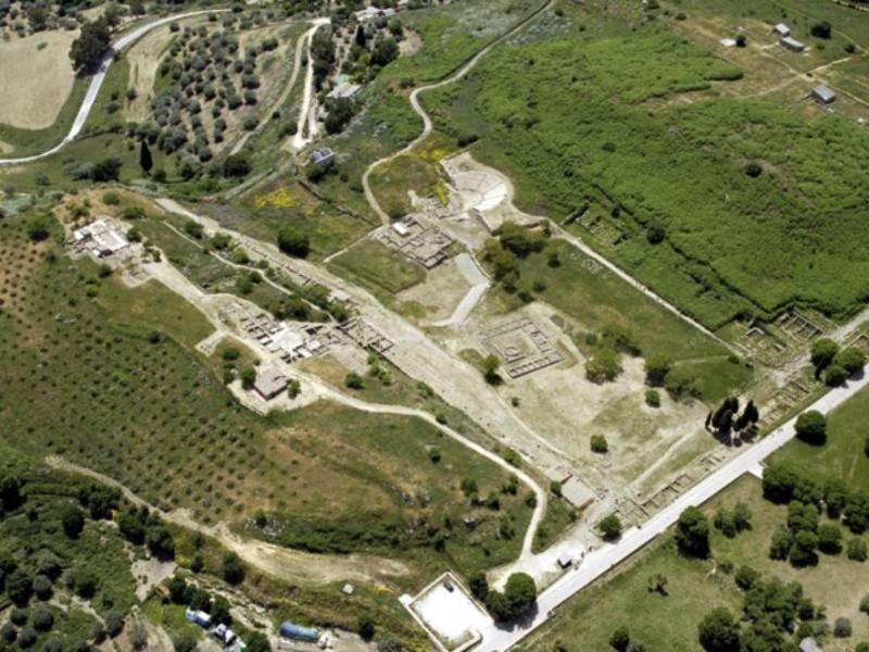 area archeologiva