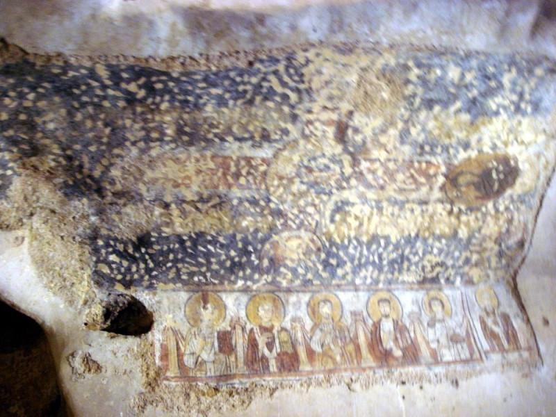 Catacombe di S. Lucia