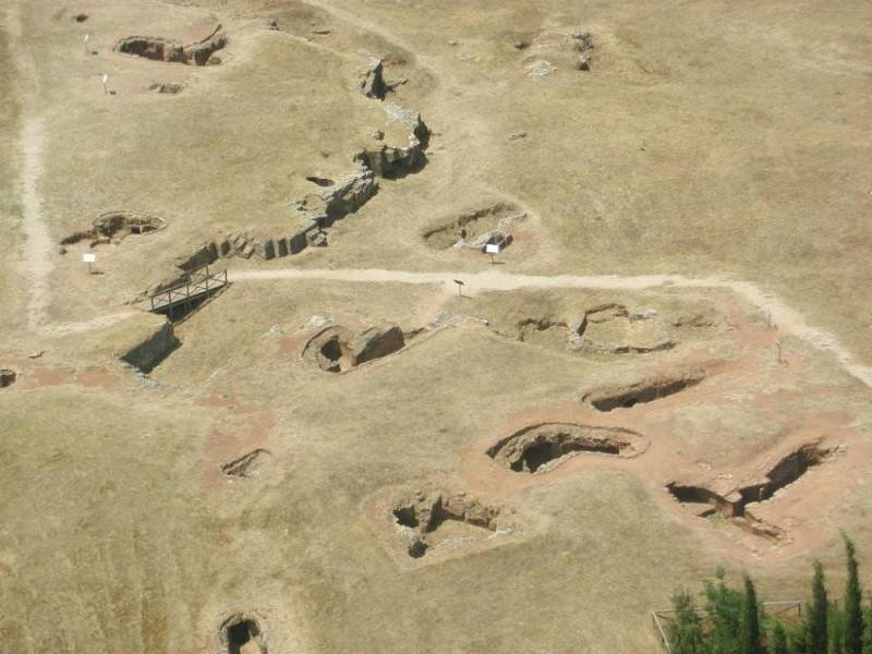 Alghero, Area archeologica  Anghelu Ruyu
