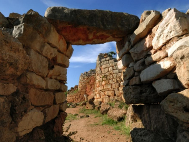 Alghero, Area archeologica Palmavera