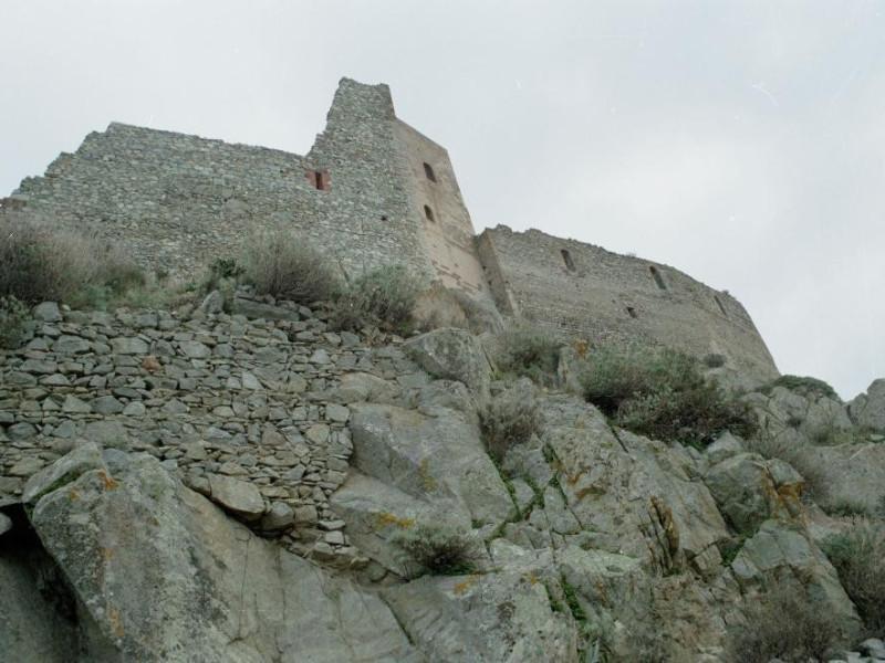 Burgos, Castello del Goceano