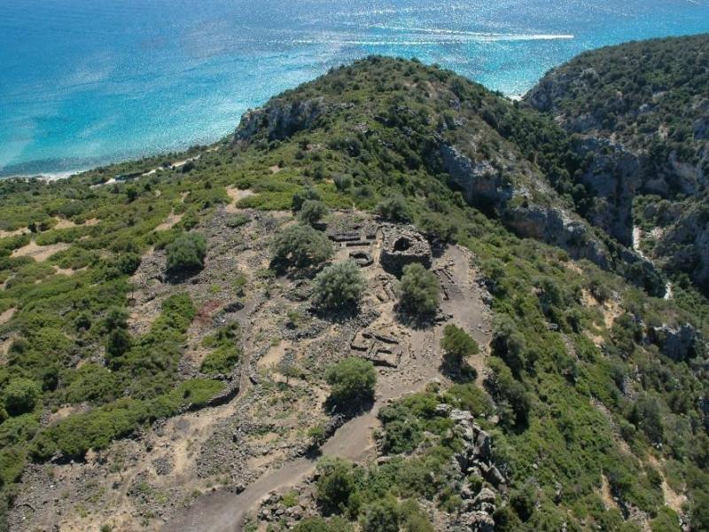 Dorgali, Area archeologica Nuraghe Mannu