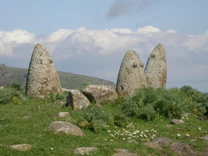 Macomer, Area archeologica di Tamuli