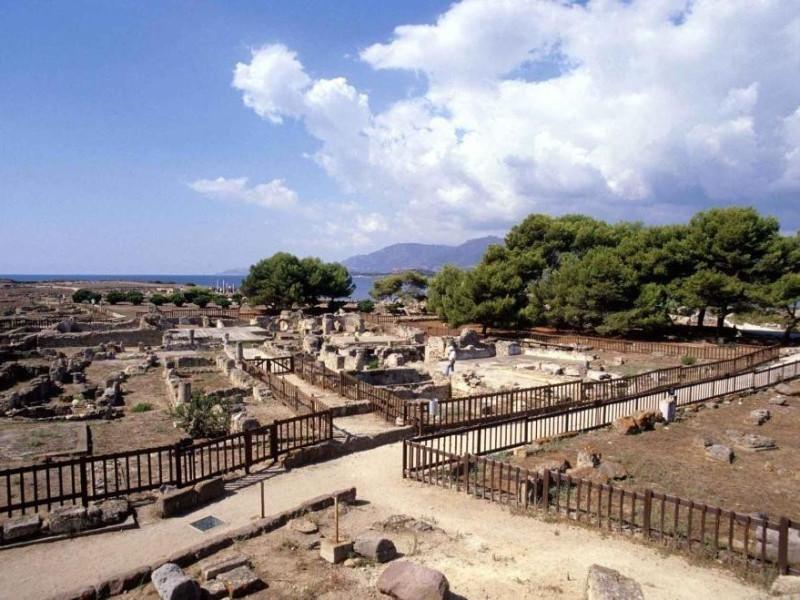 Pula, Area archeologica di Nora