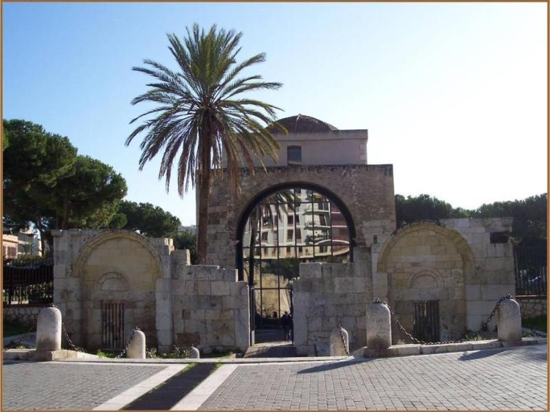 Cagliari, Basilica di San Saturnino